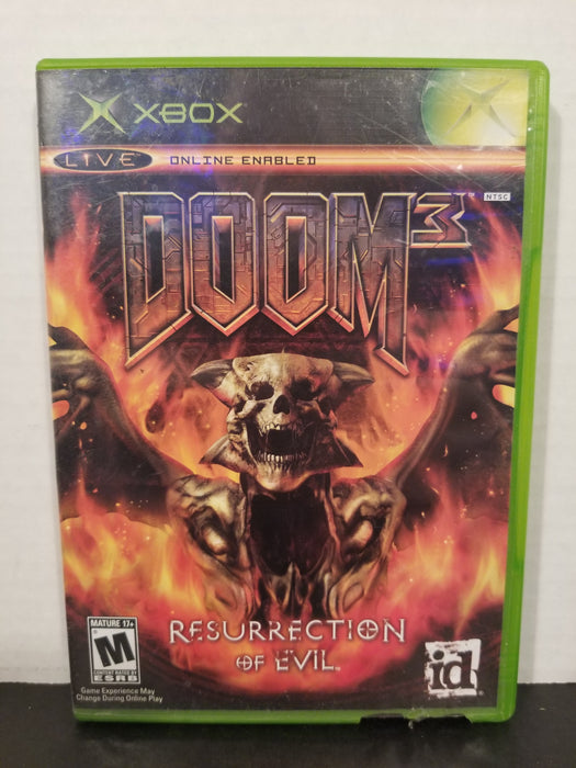 Doom 3: Resurrection of Evil for Xbox