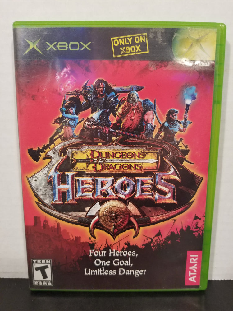 Dungeons and Dragons: Heroes for Xbox