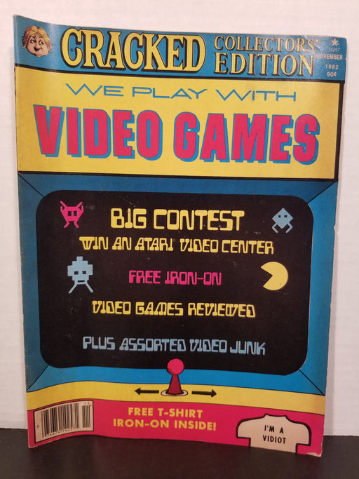 Cracked Collector's Edition, November 1982