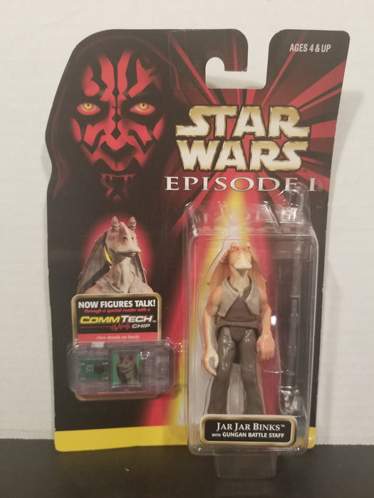 Star Wars Jar Jar Binks Action Figure