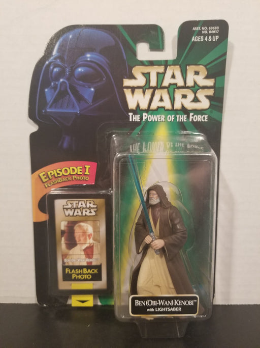 Star Wars Ben (Obi-Wan) Kenobi Action Figure