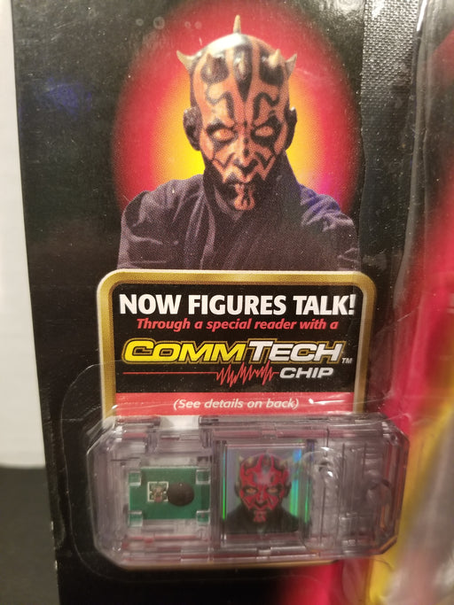 Star Wars Darth Maul Jedi Fight Action Figure