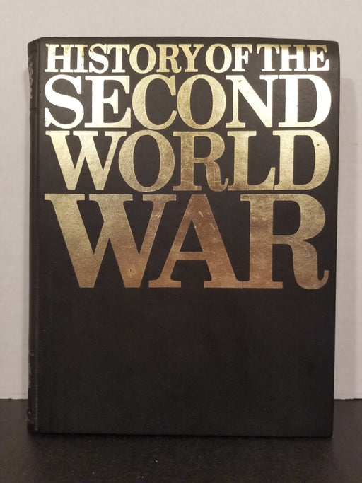 History of the Second World War Complete Set