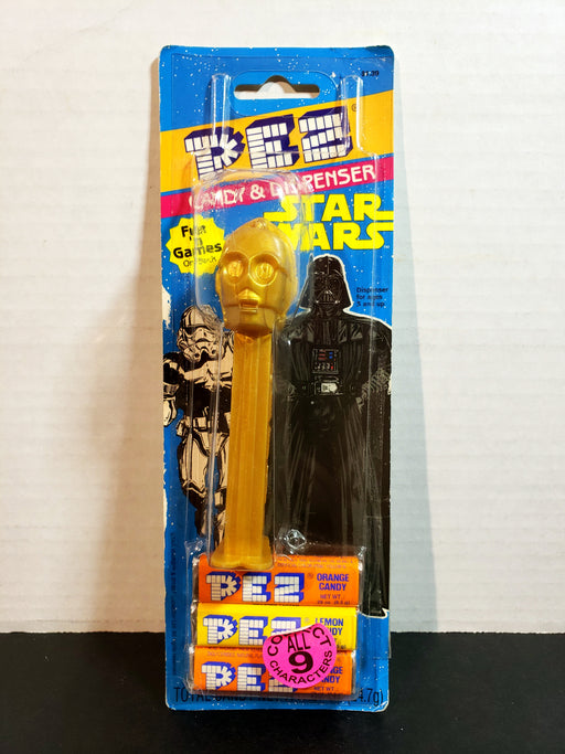 C3PO PEZ Dispenser
