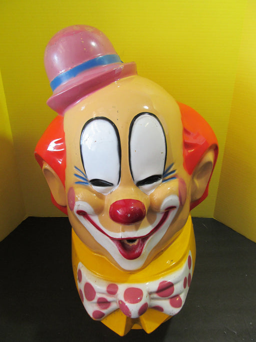 Vintage Clown Helium Tank Cover Model
