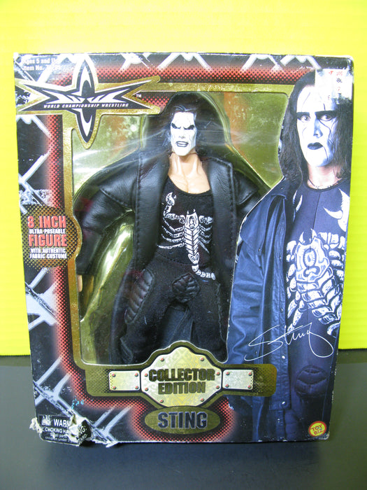 World Championship Wrestling - Collector Edition - Sting