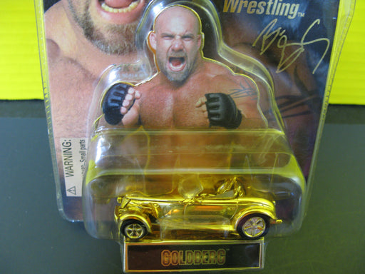 WCW World Championship Wrestling Goldberg