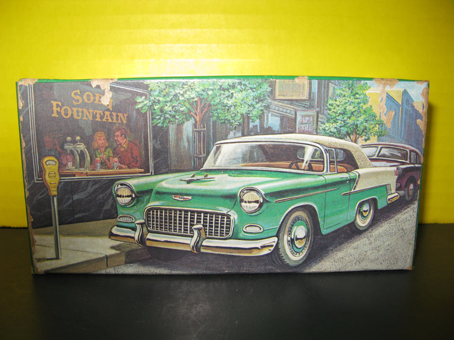 Vintage Avon '55 Chevy - Wild Country After Shave
