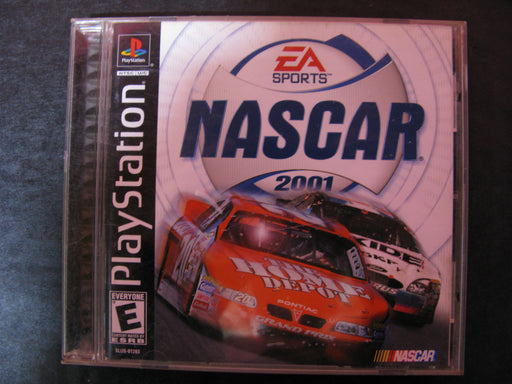 Nascar 2001 PlayStation