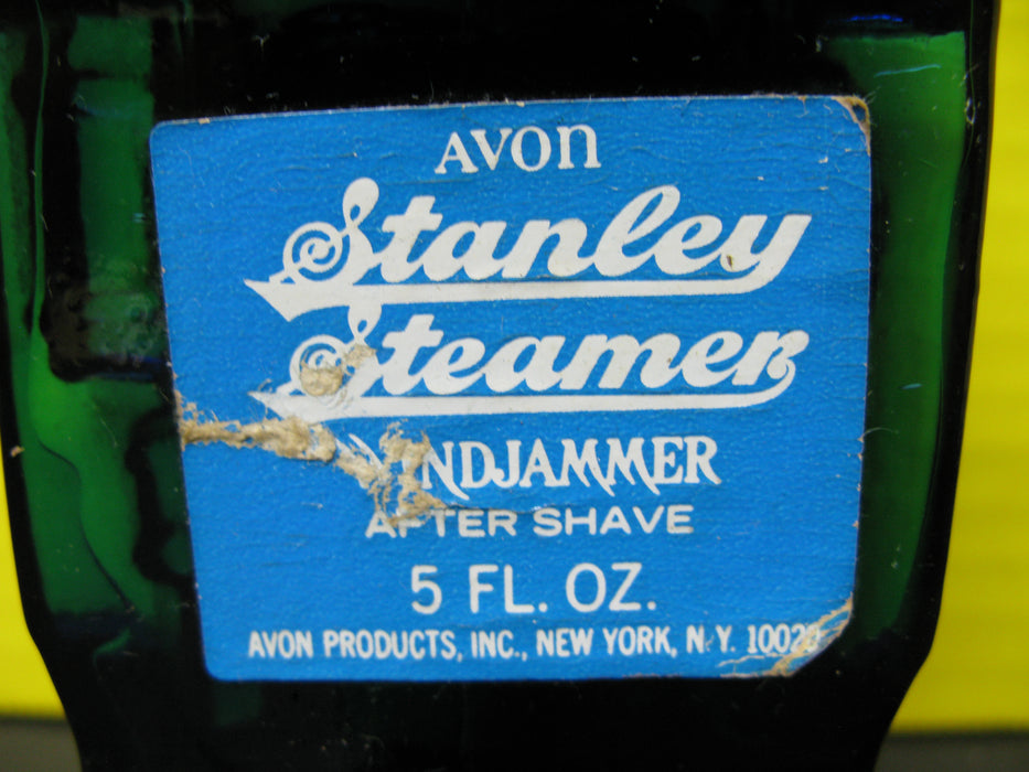 Vintage Avon Stanley Steamer - Windjammer After Shave