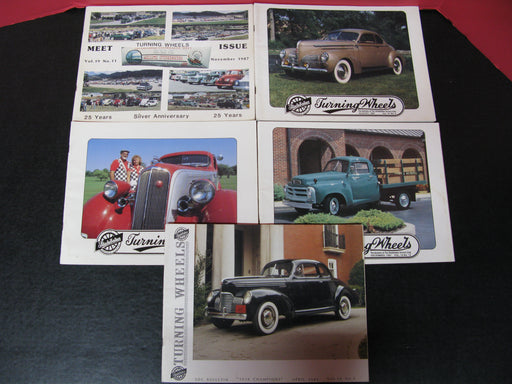 9 Studebaker Issues (1986,1987,1988,1989)