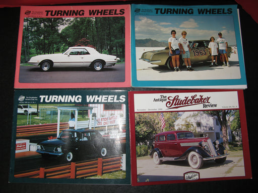 5 Studebaker Issues (1999)