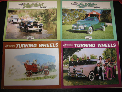 11 Studebaker Issues (1998)