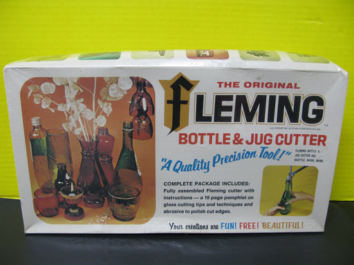 The Original Fleming Bottle and Jug Cutter