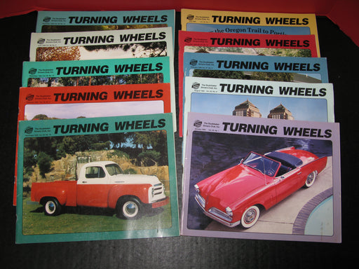10 Studebaker Issues (1993,1994,1995,1996)