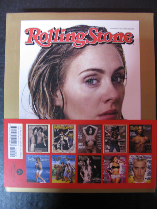 Rolling Stone - 50 Years of Covers