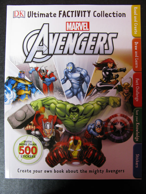 The Avengers - Ultimate Factivity Collection