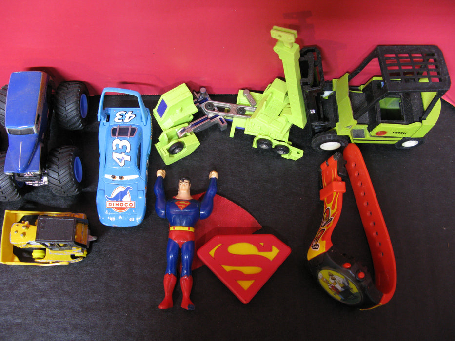 McDonald's Toys, Vehicles, and Action Figures