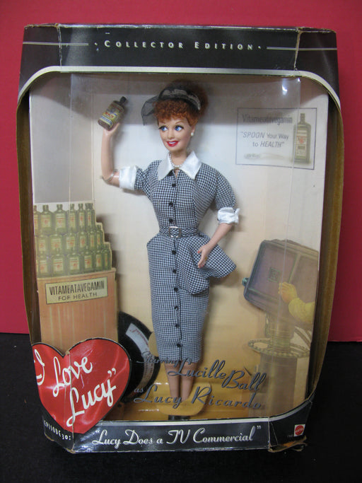 """I Love Lucy"" Doll"
