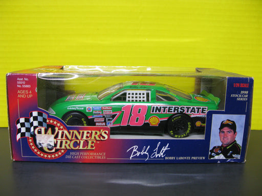 Winner's Circle Bobby Labonte Preview 1998 Stock Car Series 1/24 Scale