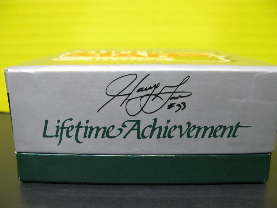 White Rose Collectibles - Super Stars Awards - Harry Gant