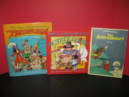 3 Children's Books