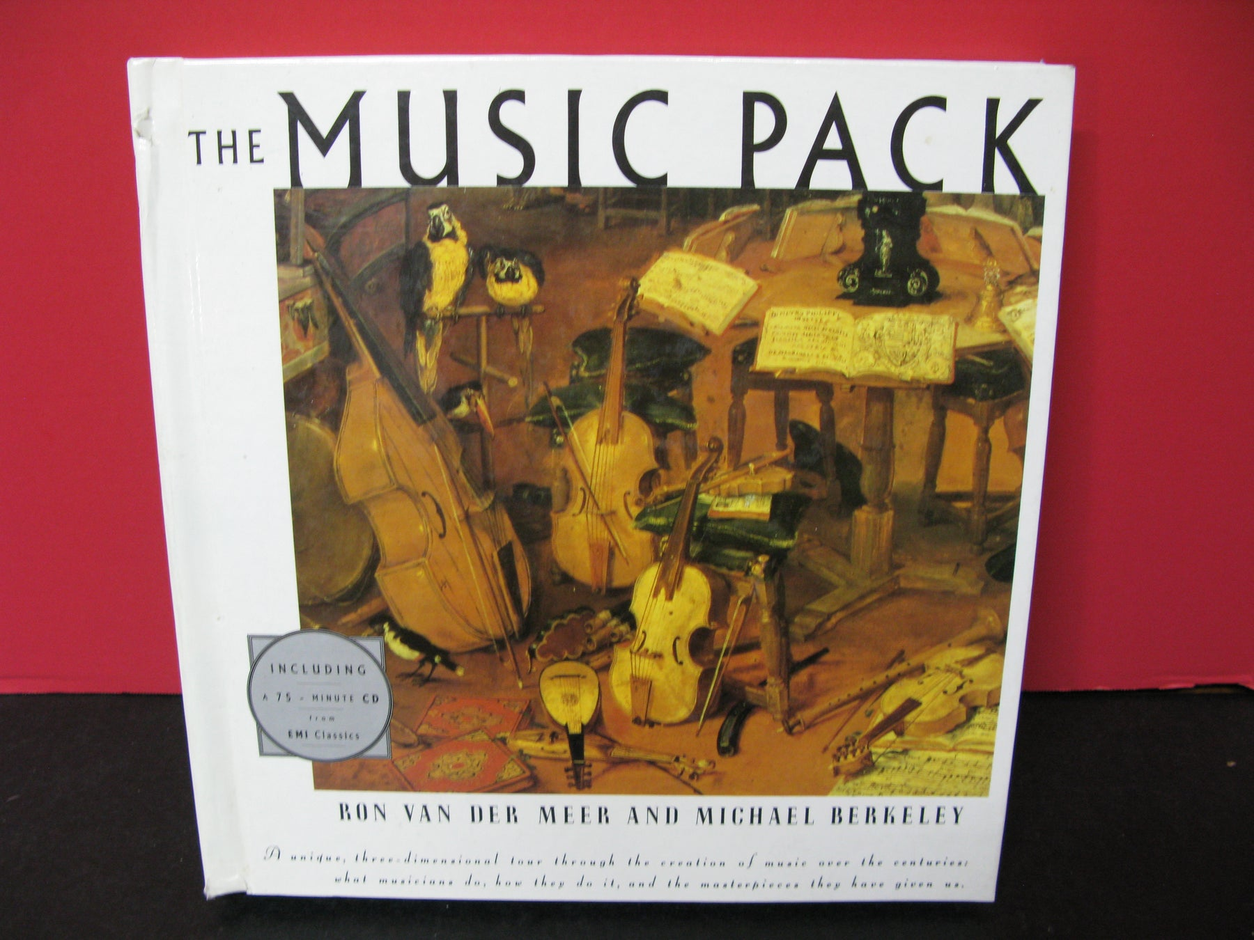 The Music Pack-Ron Van Der Meer and Michael Berkeley