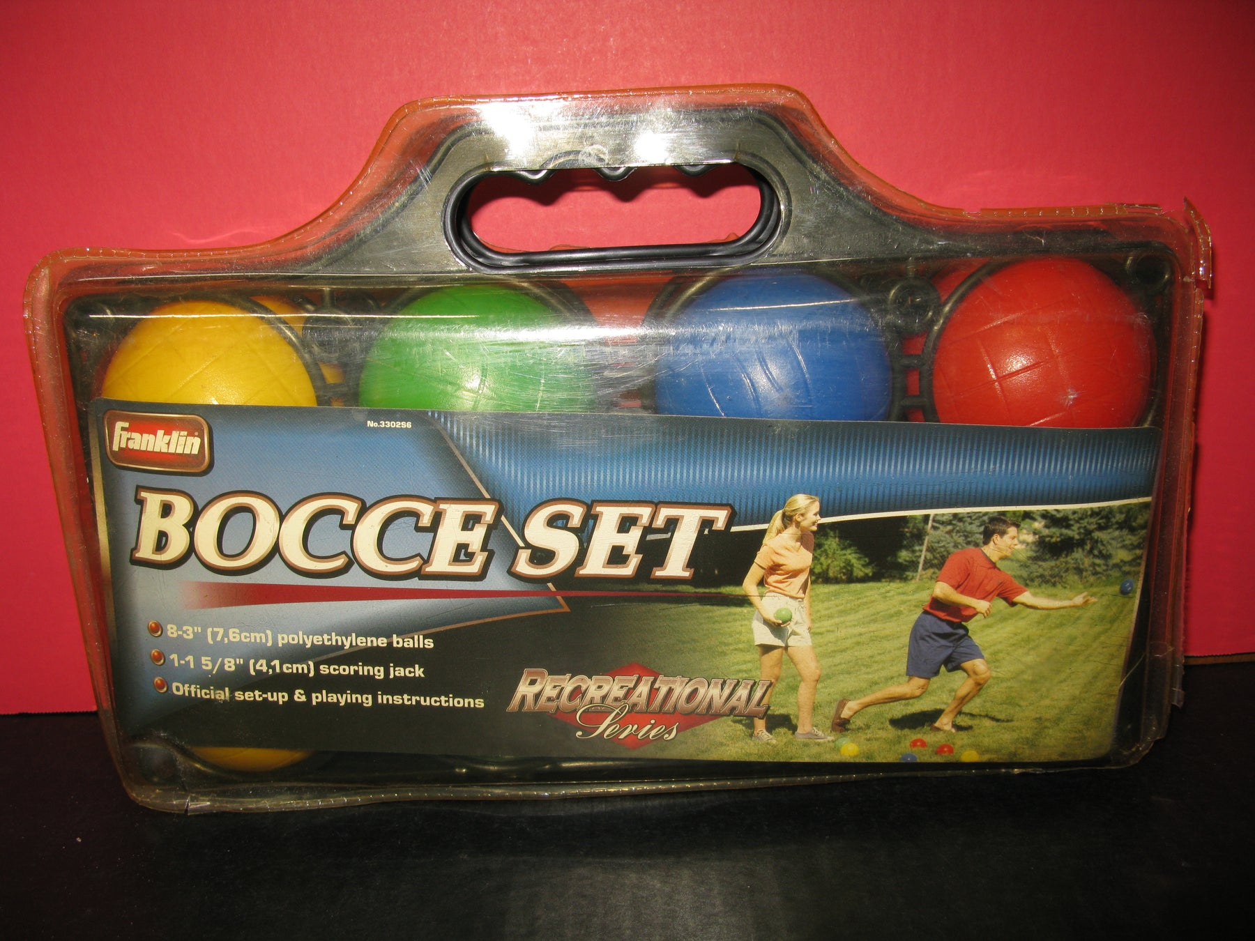 Bocce Set-Recreational Series