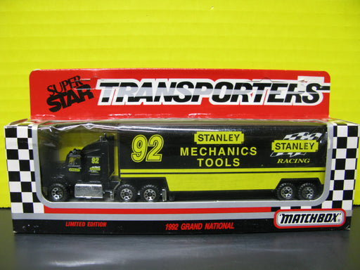 Super Star Transporters 1992 Grand National