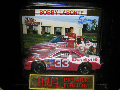 Racing Champions 1994 Premier Edition #33 Bobby Labonte