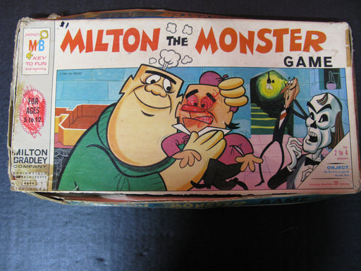 Vintage Milton the Monster and Casper the Friendly Ghost Board Games