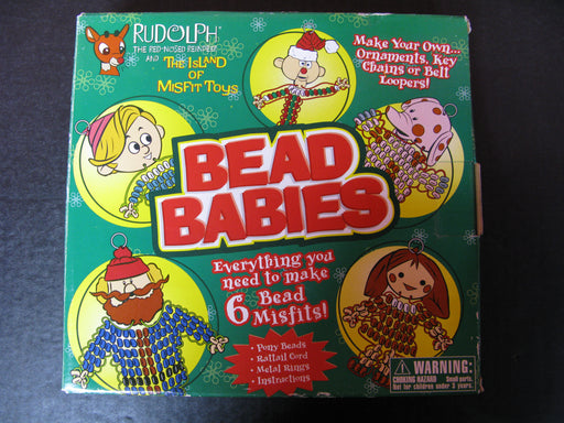 Bead Babies-Rudolph the Red Nosed Reindeer and the Island of Misfit Toys