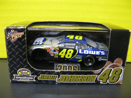 Winner's Circle 2006 Champion Jimmie Johnson #48 Car