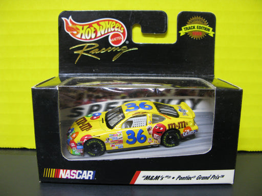 "Hot Wheels Mattel Racing - ""M&M's"" - Pontiac Grand Prix"