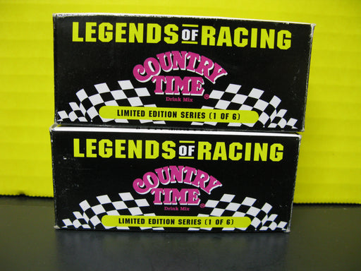 Lot of 2, Legends of Racing Country Time Limited Edition Series (1 of 6) Cars