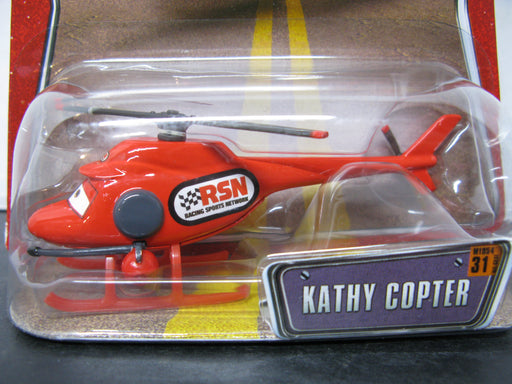 Cars-Kathy Copter
