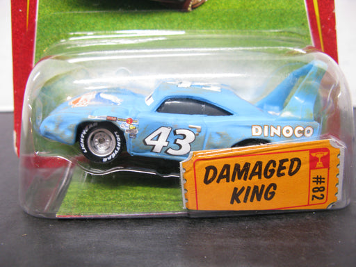 Cars-Damaged King #82