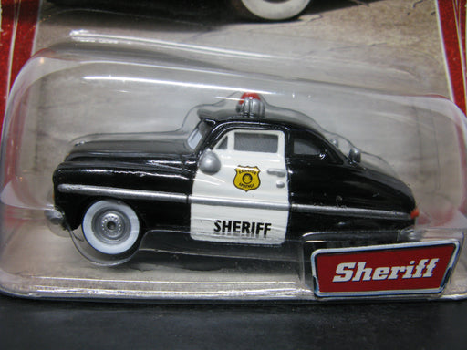 Cars-Sheriff