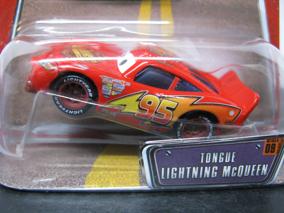 Cars-Tongue Lightning McQueen