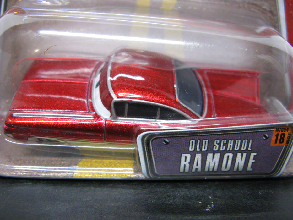 Cars-Old School Ramone