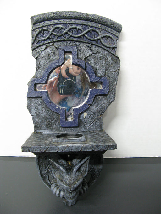 Gargoyle Mirror Wall Hanging