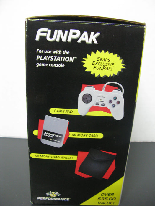 FunPak for PlayStation