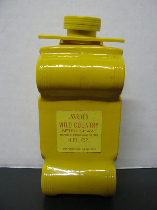 "Avon Model 'A"" - Wild Country After Shave"