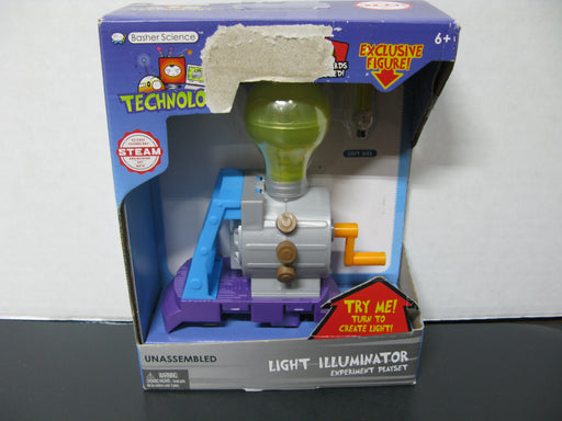 Light Illuminator Experiment Playset