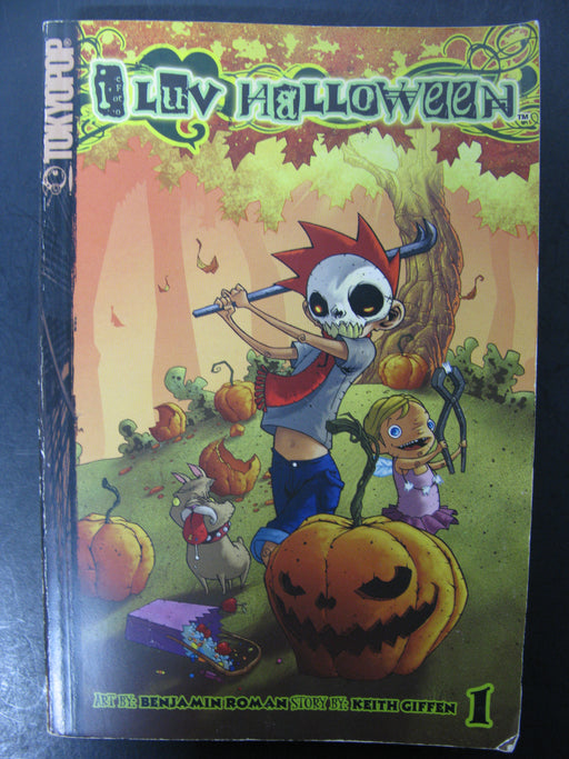i Luv Halloween Book 1