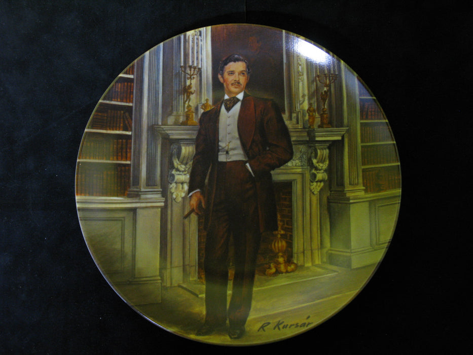 Gone With The Wind: Golden Anniversary Set of 5 Plates
