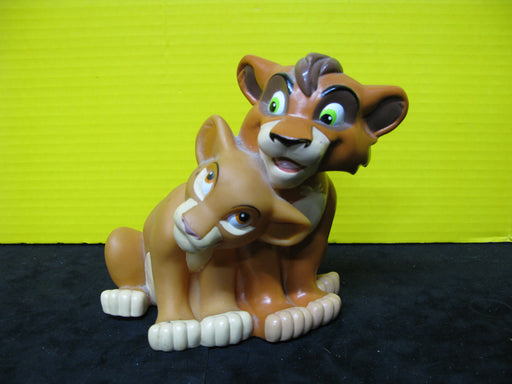 Set of Lion King and Scooby Piggy Banks