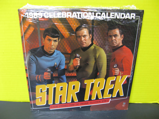 1989 Star Trek Celebration Calendar