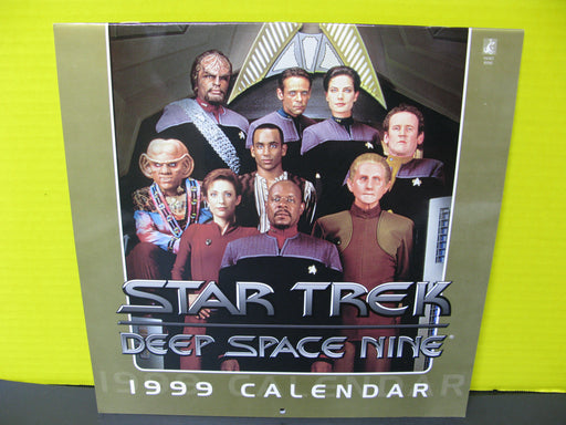 1999 Star Trek Deep Space Nine Calendar