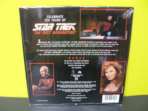 1997 Star Trek The Next Generation Calendar